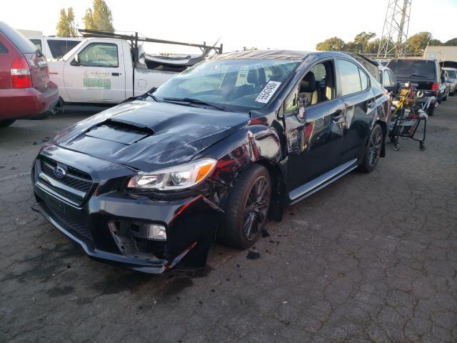 из сша 2016 Subaru Wrx 2.0L JF1VA1B62G9834941