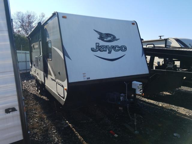Jayco salvage cars for sale: 2016 Jayco JAY Feathe