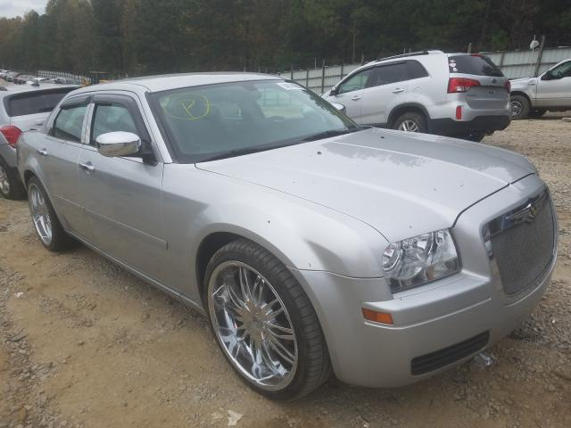 Salvage cars for sale from Copart Gainesville, GA: 2006 Chrysler 300