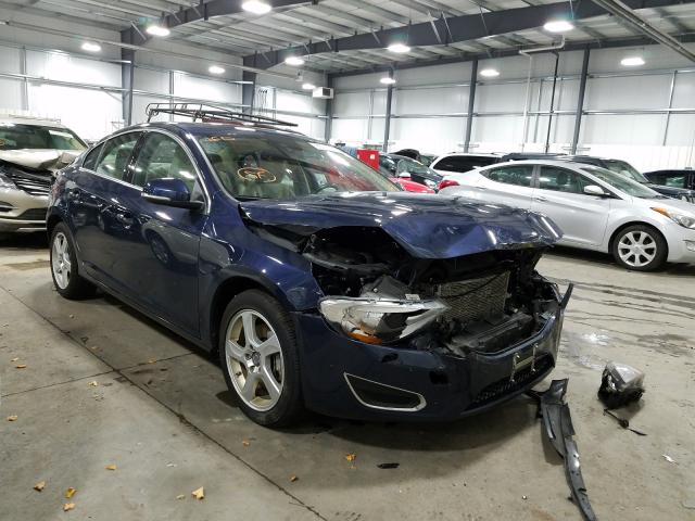 2013 VOLVO S60 T5 YV1612FH0D1229966