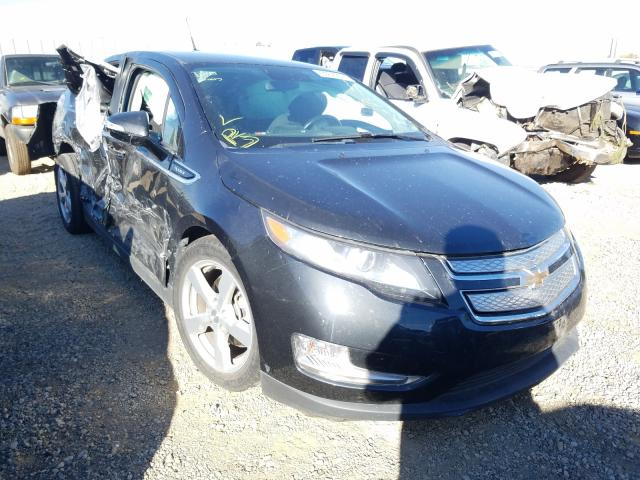 Salvage cars for sale from Copart Anderson, CA: 2014 Chevrolet Volt