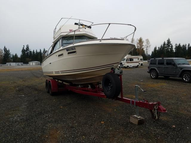 Sea Ray salvage cars for sale: 1977 Sea Ray Boat
