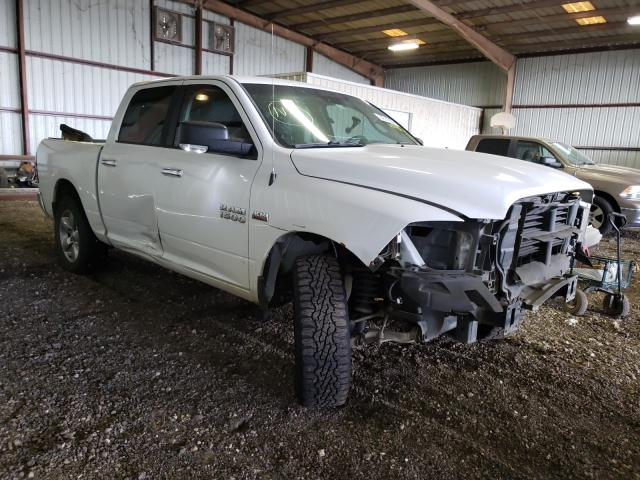 Salvage cars for sale from Copart Houston, TX: 2016 Dodge RAM 1500 SLT