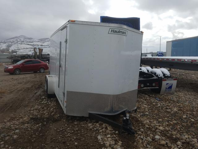 Haulmark Trailer salvage cars for sale: 2014 Haulmark Trailer