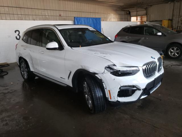 2018 BMW X3 XDRIVE3 en venta en Candia, NH