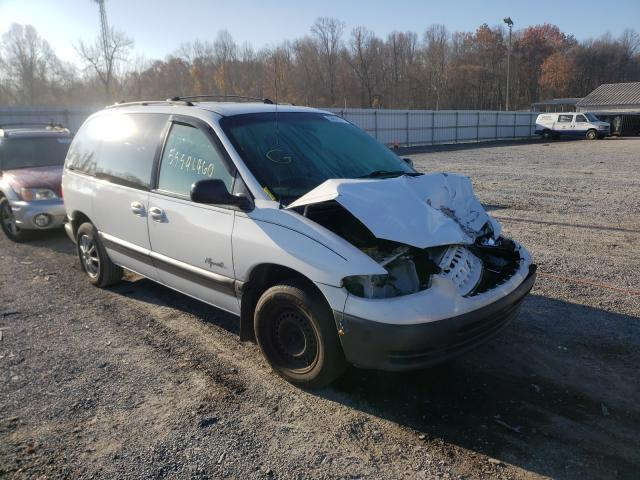 Plymouth salvage cars for sale: 1999 Plymouth Voyager SE