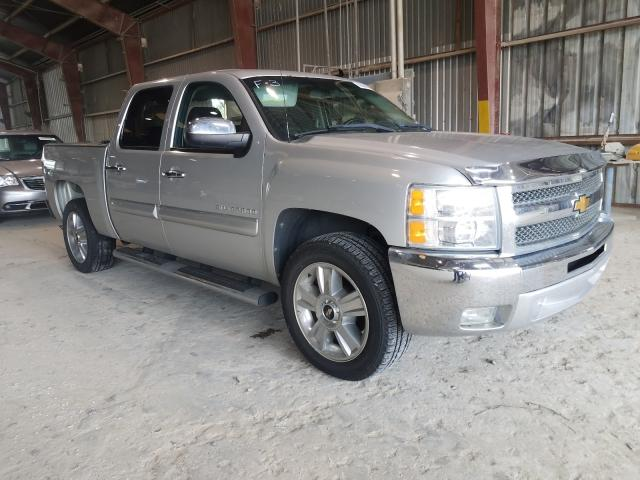 Salvage cars for sale from Copart Greenwell Springs, LA: 2012 Chevrolet Silverado