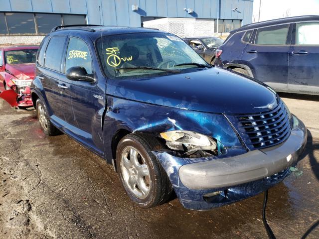 Chrysler salvage cars for sale: 2001 Chrysler PT Cruiser