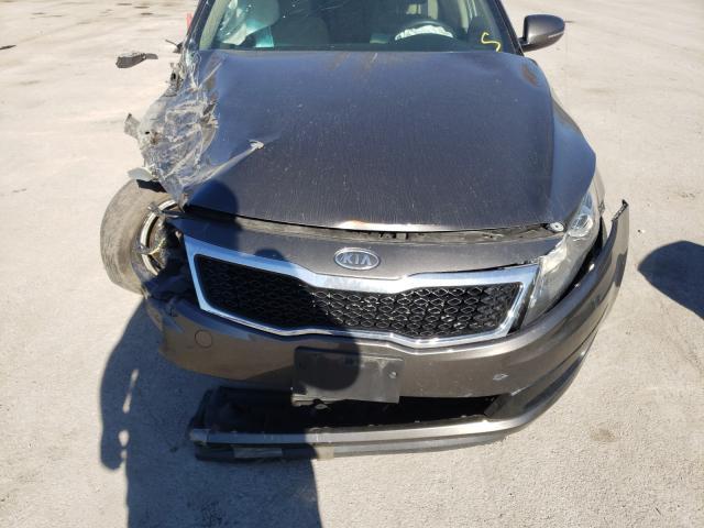 2011 KIA OPTIMA LX KNAGM4A76B5146749