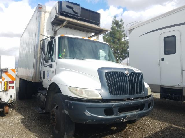 Salvage cars for sale from Copart Rancho Cucamonga, CA: 2005 International 4000 4300