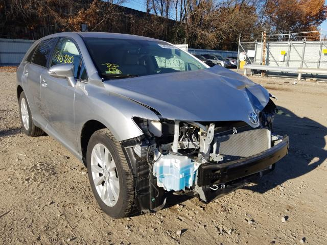 Salvage cars for sale from Copart North Billerica, MA: 2015 Toyota Venza LE
