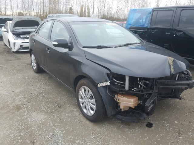 Salvage cars for sale from Copart Arlington, WA: 2010 KIA Forte EX