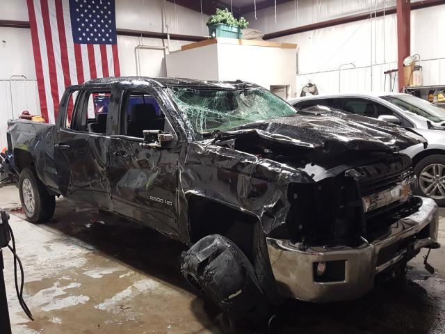 Salvage cars for sale from Copart Billings, MT: 2015 Chevrolet Silverado