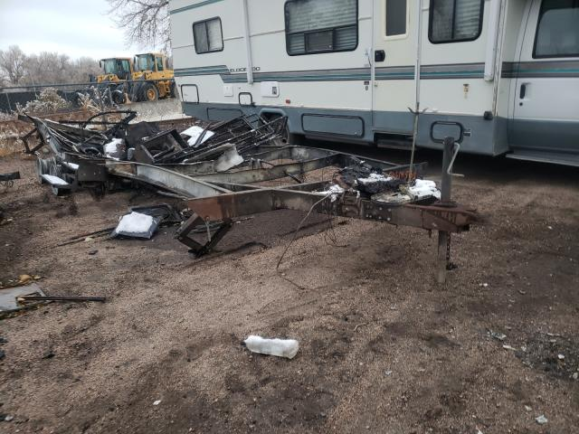Dutchmen Trailer salvage cars for sale: 2002 Dutchmen Trailer