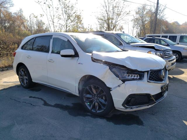 Acura MDX A-Spec salvage cars for sale: 2019 Acura MDX A-Spec