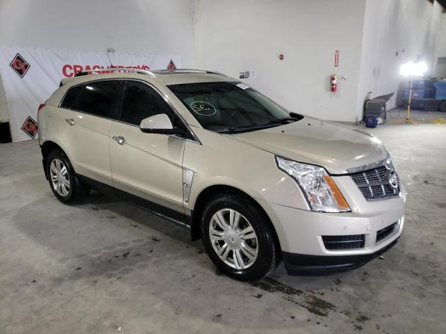 Cadillac salvage cars for sale: 2012 Cadillac SRX Luxury