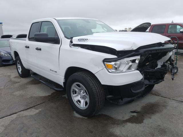 Salvage cars for sale from Copart New Orleans, LA: 2020 Dodge RAM 1500 Trade