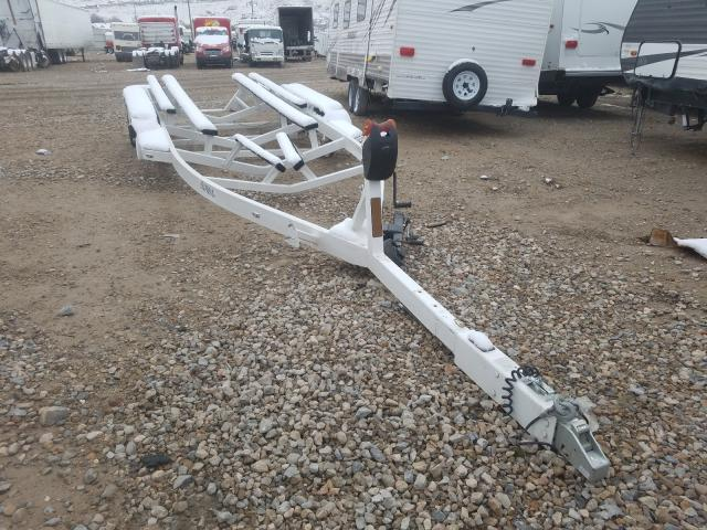 Salvage cars for sale from Copart Magna, UT: 2020 Boat Trailer
