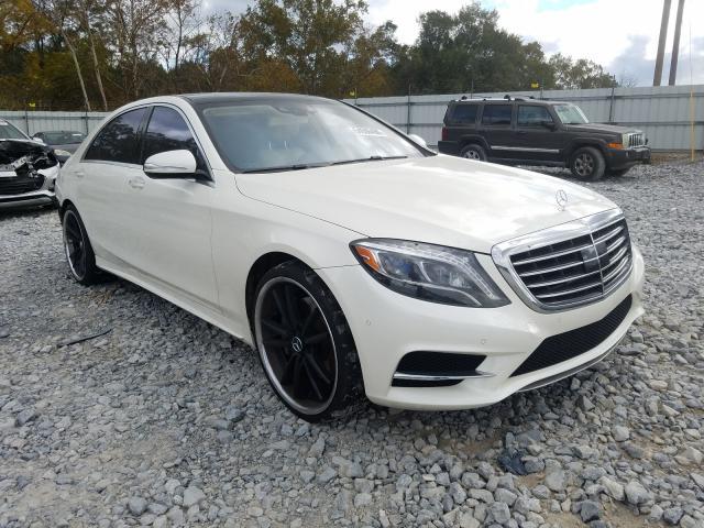 2014 Mercedes-Benz S 550 en venta en Cartersville, GA