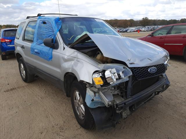 Ford Escape XLS salvage cars for sale: 2007 Ford Escape XLS