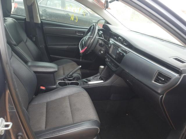 пригнать из сша 2015 Toyota Corolla L 1.8L 2T1BURHE3FC455280