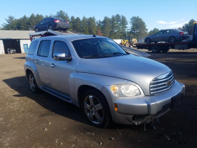 Salvage cars for sale from Copart Lyman, ME: 2009 Chevrolet HHR LT