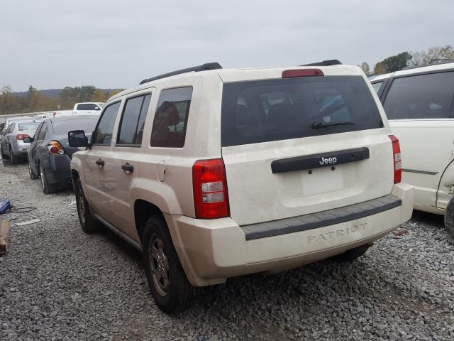 2010 Jeep PATRIOT | Vin: 1J4NT2GA4AD556517