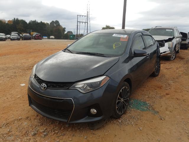 из сша 2015 Toyota Corolla L 1.8L 2T1BURHE3FC455280