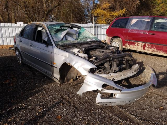 Salvage cars for sale from Copart London, ON: 1999 BMW 323 I