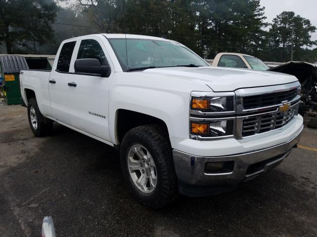 2014 Chevrolet Silverado en venta en Eight Mile, AL
