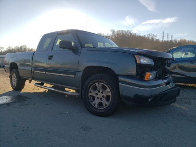 Salvage cars for sale from Copart West Mifflin, PA: 2006 Chevrolet Silverado
