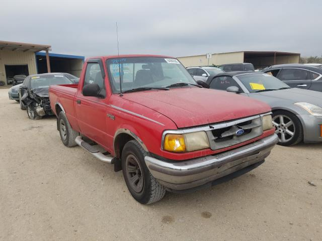 Salvage cars for sale from Copart San Antonio, TX: 1996 Ford Ranger