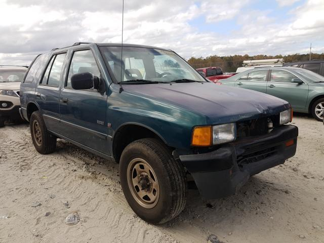Isuzu Rodeo S salvage cars for sale: 1997 Isuzu Rodeo S