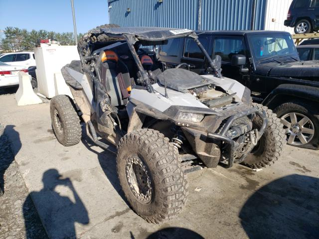 Salvage cars for sale from Copart Windsor, NJ: 2018 Polaris RZR XP Turbo