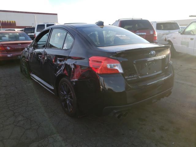 купить 2016 Subaru Wrx 2.0L JF1VA1B62G9834941