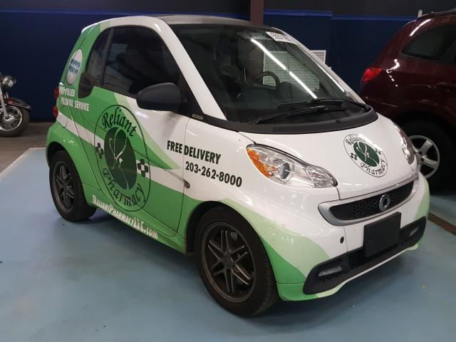 2015 Smart Fortwo PUR for sale in East Granby, CT