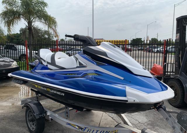 Salvage 2018 Yamaha VX JETSKI for sale