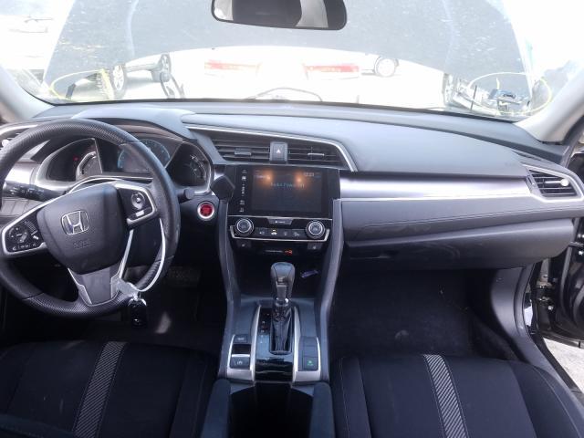 19XFC1F37GE213750 2016 Honda Civic Ex 1.5L