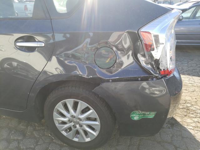 JTDKN3DP7C3028318 2012 Toyota Prius Plug 1.8L