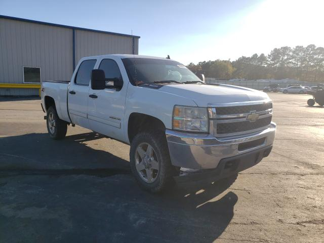 Salvage cars for sale from Copart Lufkin, TX: 2011 Chevrolet Silverado