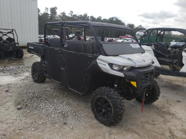 Can-Am salvage cars for sale: 2020 Can-Am Defender M