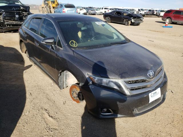 Salvage cars for sale from Copart Amarillo, TX: 2013 Toyota Venza LE