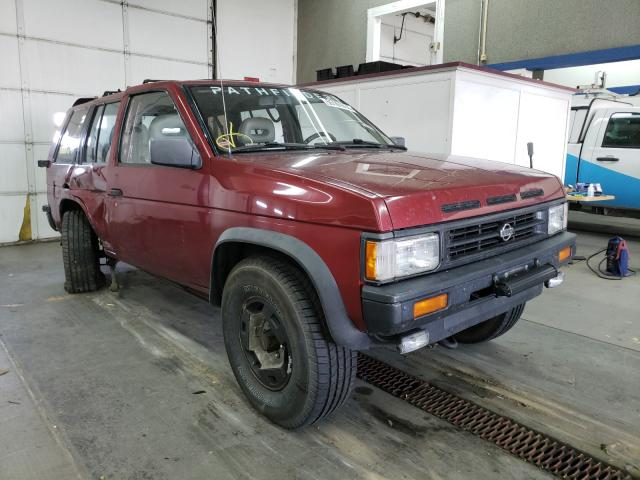 Nissan Pathfinder salvage cars for sale: 1992 Nissan Pathfinder