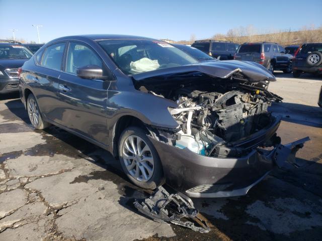 2019 Nissan Sentra S en venta en Littleton, CO