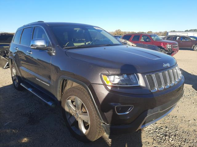 Salvage cars for sale from Copart Conway, AR: 2015 Jeep Grand Cherokee