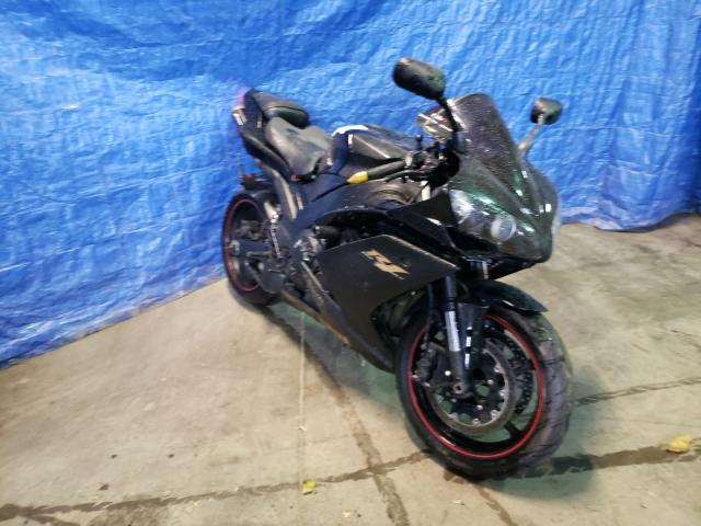 Salvage cars for sale from Copart Finksburg, MD: 2007 Yamaha YZFR1