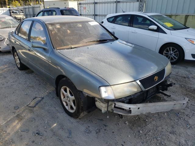 Salvage cars for sale from Copart Hampton, VA: 1995 Toyota Avalon XLS