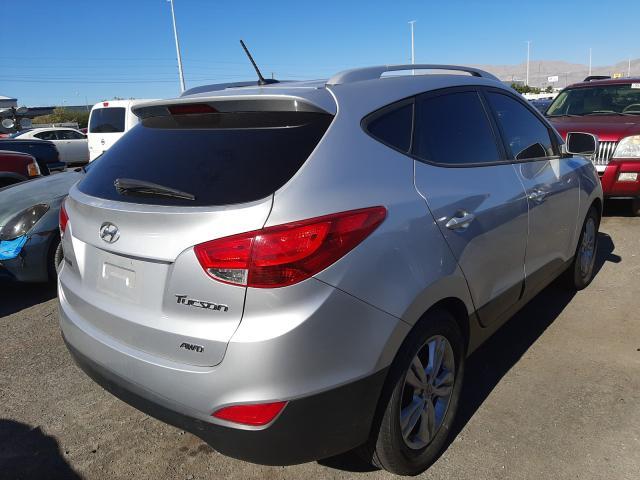 цена в сша 2011 Hyundai Tucson Gls 2.4L KM8JUCAC0BU207661