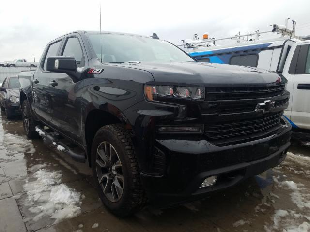 Chevrolet salvage cars for sale: 2020 Chevrolet Silverado