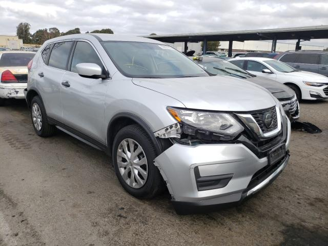 Salvage cars for sale from Copart Hayward, CA: 2018 Nissan Rogue S